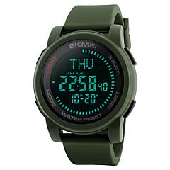 SKMEI Męskie Sportowy Wojskowy Modny Zegarek na nadgarstek Unikalne Kreatywne Watch Na codzień Zegarek cyfrowy Japoński Cyfrowe LED