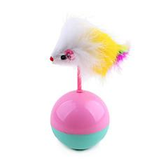 Jucărie Pisică Jucării Animale Jucărie Șoarece Rotativă