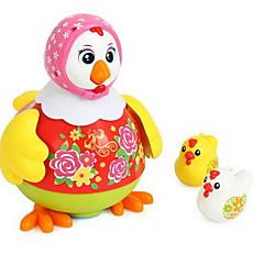 Rüzgar Oyuncakları Tavuk Oyuncaklar Plastikler Belirlenmemiş 1-3 yaşında