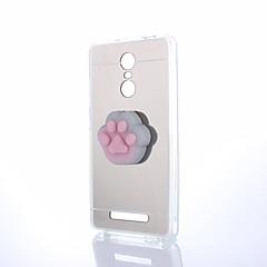 Υπόθεση για xiaomi redmi σημείωση 4 squishy DIY ανακούφιση από το άγχος υπόθεση περίπτωση πίσω κάλυμμα χαριτωμένο 3d καρτούν μαλακό θήκη