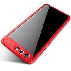 Case for huawei kunnia v9 kunniamerkki 9 täysi suojaava silikoni akryyli läpinäkyvä takakansi