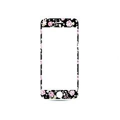 Edzett üveg Képernyővédő fólia mert Apple iPhone 7 Plus Védőfólia 9H erősség Robbanásbiztos Minta Karcolásvédő 3D gömbölyített szélek