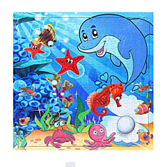 Legpuzzels Houten puzzels Bouw blokken DHZ-speelgoed Octopus