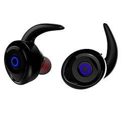 T1 torntisc słuchawki Bluetooth 4.1 w uchu dwuskładnikowy akumulator tws bezprzewodowe słuchawki stereo obsługuje 1 mecz 2 z długim życiem