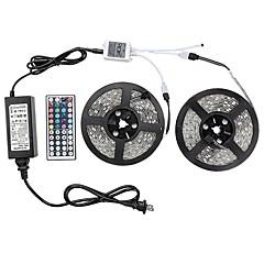 72W Zestawy oświetlenia 6500-7200 lm AC100-240 V 10 m 600 Diody lED RGB