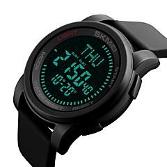 älykäs vedenpitävä / vesitiivis pitkä valmiustila kompassi monitoimikello sekuntikello herätyskello kronografi kalenteri muu ei