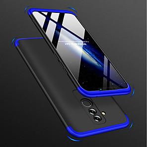 hoesje Voor Huawei Huawei Mate 20 Lite Schokbestendig / Ultradun / Mat Volledig hoesje Effen Hard PC voor Mate 10 / Mate 10 pro / Mate 10 lite