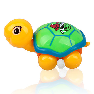 Wind-up Toy Tortoise (Assorted Colors)