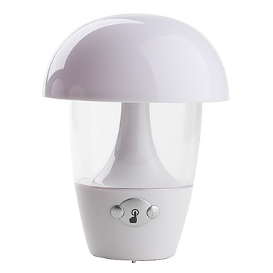 Music Color Changing LED Mushroom Touch Lamp (Assorted Colors)