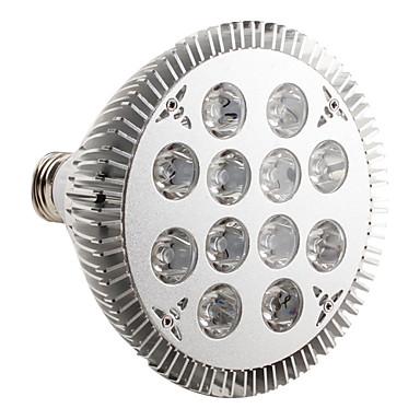 Faretti 12 LED ad alta intesità PAR E26/E27 W 1300 LM 3000K K Bianco AC 85-26...
