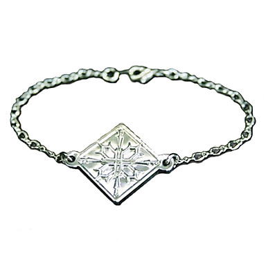 Jewelry Inspired Vampire Knight Yuki Kuran Anime Cosplay Accessories Bracelet Silver Alloy Female