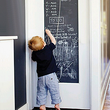 Chalkboard wall sticker from miniinthebox.com