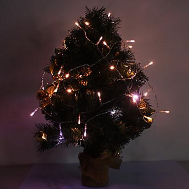 4m 3w 40 led 210lm luz amarilla tira de luz led para las - Tiras led navidad ...