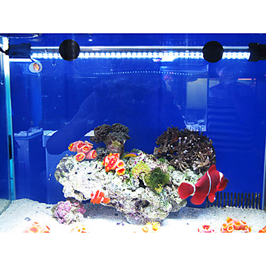 39cm energiespar superbright led aquarium licht fishbowl tauchen beleuchtet farbe sortiert. Black Bedroom Furniture Sets. Home Design Ideas