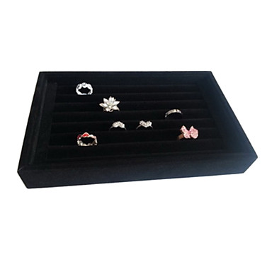klassisch sch ne kleine ring armband anh nger buggy tasche schwarz leder papier flanell schmuck. Black Bedroom Furniture Sets. Home Design Ideas