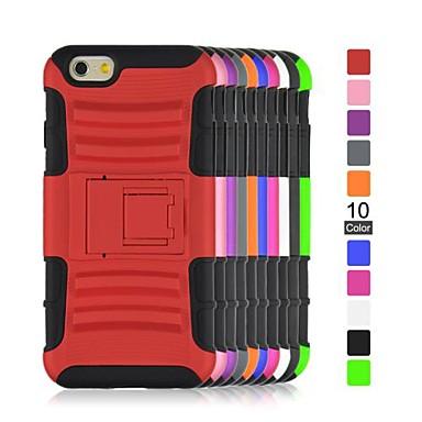 Angibabe 2 в 1 Жесткий Hybrid Силиконовый телефон обратно Чехлы для iPhone 6 4,7 дюйма