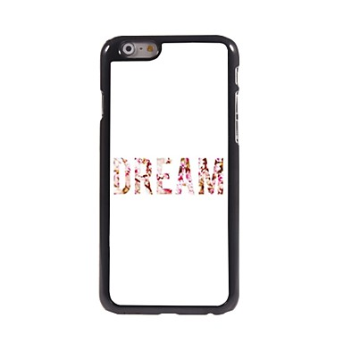 Dream Design Aluminium Hard Case for iPhone 6 Plus