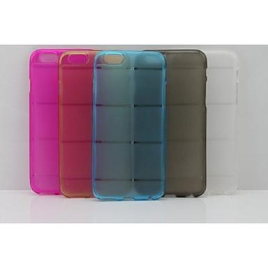 KAL Hill Gefühl TPU Soft Case für iPhone 6 (verschiedene Farben)