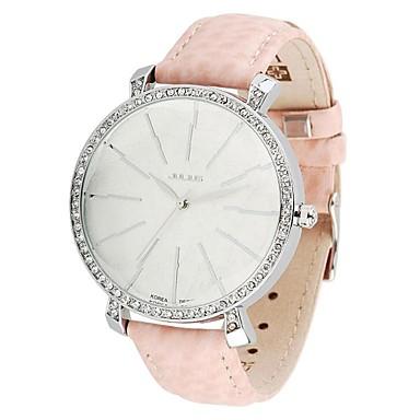 damen armbanduhren f r den alltag quartz imitation diamant. Black Bedroom Furniture Sets. Home Design Ideas