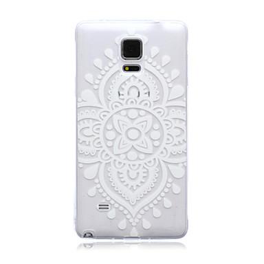Прочный прозрачный корпус ТПУ Мягкий чехол для Samsung Galaxy Примечание 5/5 Примечание EDGE / Примечание 3/4 Примечание