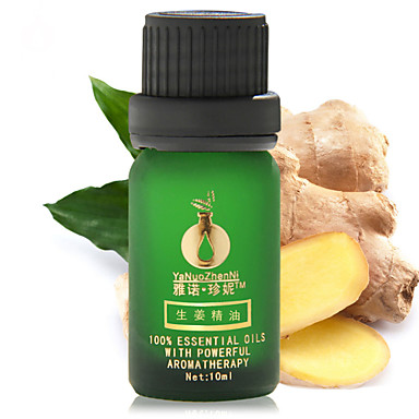 Ginger Pure Essential Oil Relieve Skin 10ML
