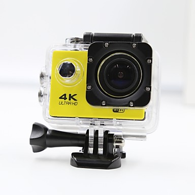 sports action camera 4k wifi waterproof 12mp high defenition 2 0 inch sports dv 170 degree. Black Bedroom Furniture Sets. Home Design Ideas