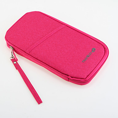 Travel Travel Wallet / Passport Holder & ID Holder Travel Storage Waterproof / Multi-function / Portable Fabric