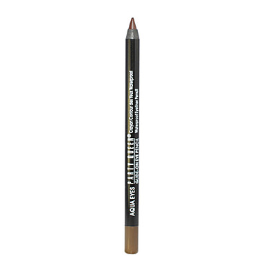 Gel Eyeliner Pencil Long Lasting Waterproof Matte Black Kohl Eye