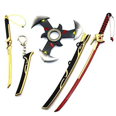 Cosplay Accessories Fidget Spinner Inspired by Overwatch Genji Darts Anime Cosplay Accessories Metalic