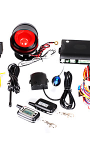 2-Way Car Alarm System, Accurate Security, Anti-robbery