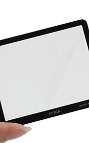 Fotga Premium LCD-skærm panel protektor Glas til Canon EOS 40D/50D/5D MARK II