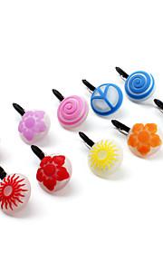 Nøgleringslommelygter LED 1 Tilstand Lumens Andre Dagligdags Brug - Andre , Blå / Orange / Pink / Rød / Gul / Flerfarvet Gummi