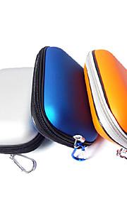 Viagem Capanga / Suporte para Fone de Ouvido / Enrolador de Cabo Organizadores para Viagem Plástico