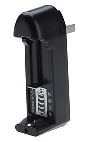 universele li-ion batterij AC-oplader voor aa aaa 18650 en meer
