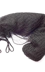 Blakc Nylon Mist Nets für Catching Kleine Vögel (Größe: 3 x 12m, Mesh Größe: 19 x 19mm)