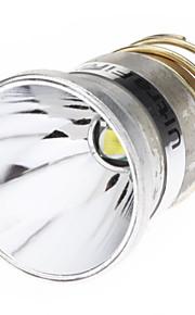 5-tilstand CREE-XM-L T6 LED pære Glat overflade