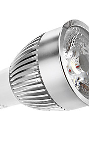 GU10 5 W 1 240 LM Varm hvit/Kjølig hvit Dimbar Spotlys AC 220-240 V