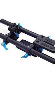 DP500 DSLR Rail 15mm Rod Support System F Mattebox 5D 2