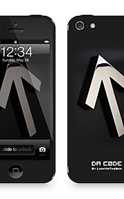 "Codice Da ™ Pelle per iPhone 4/4S: ""Going Up"" (Abstract Series)"