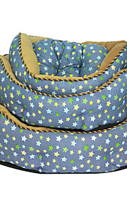 Beds Cushion & Pillows Cotton / Textile Waterproof Blue