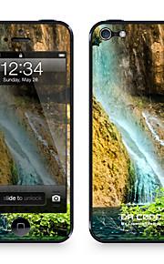 "Da Code ™ Skin voor iPhone 4/4S: ""Exotic Waterfall"" (Nature Series)"