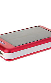 13800mAh Solar Power Bank for Mobile Devices