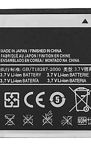 1600mAh da bateria do telefone celular para HTC Nexus one/G5/DESIRE/G7