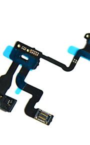 Botón de luz de la proximidad de alimentación Sensor Flex Cable cinta para el iPhone 4S