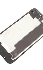 Glass Rear bak deksel til iPhone 4S