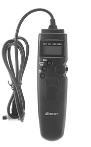 SHOOT TC-80N3 Universal Timer fjernbetjening til Canon