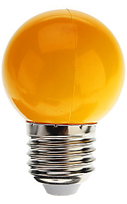 E26/E27 0.5 W 7 DIP-LED 50 LM Blå/Gul/Grønn/Rød/Kjølig hvit G Dekorativ Globepære AC 220-240 V