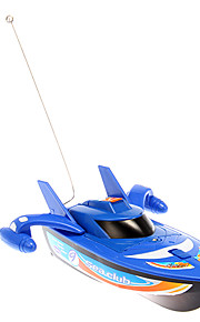 High Power RC Racing Boat (assorteret farve)
