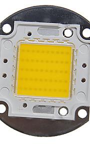 ZDM ™ diy 50w høy effekt 4000-5000lm varmt hvitt lys integrert LED-modul (32-35v)