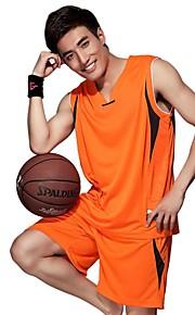 ZhongJian® Men's Short Sleeves Basketball Suit
